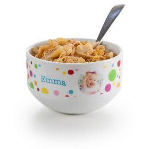 Aamiainen maistuu hyvälle omasta Aamiaiskulhosta