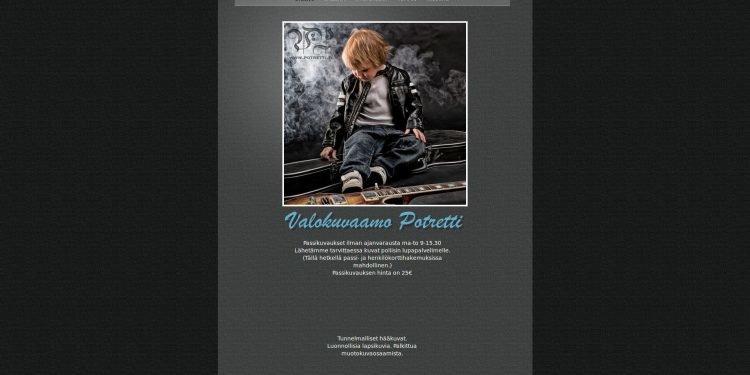 Valokuvaamo Potretti Oy